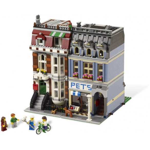 Lego 10218 Exclusive Pet Shop