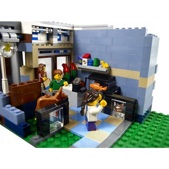 Lego 10218 Exclusive Kisállat kereskedés