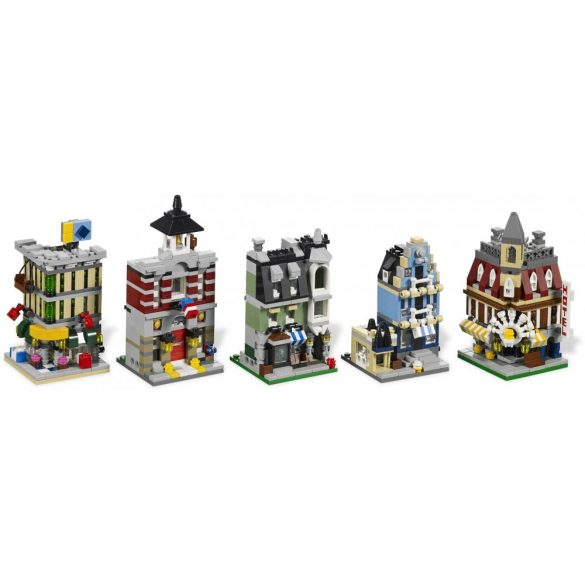 Lego 10230 City Mini Modulars