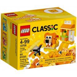 Lego 10709 Classic Narancssárga kreatív készlet