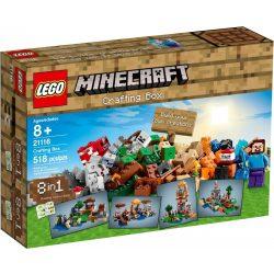 21116 Lego® Minecraft Crafting láda