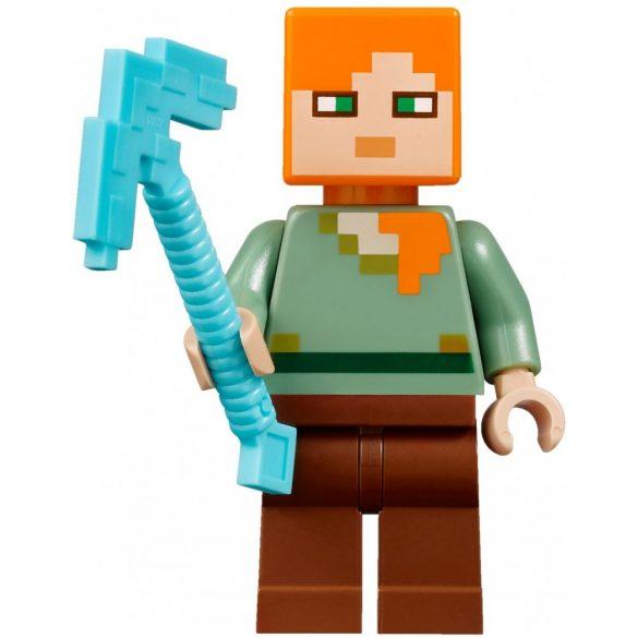 Lego 21123 Minecraft A vasgólem