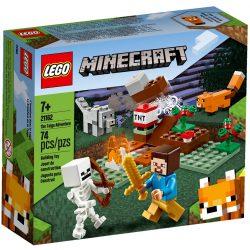 Lego 21162 Minecraft A tajgai kaland