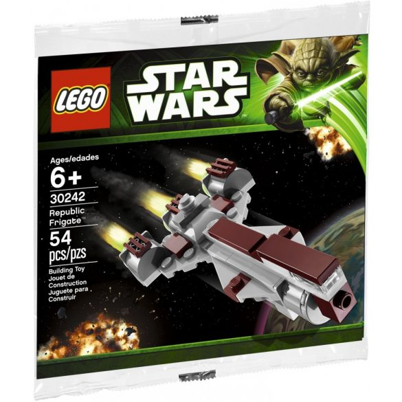 30242 Lego® Star Wars Republic Frigate