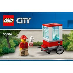 Lego 30364 City Popcorn Cart polybag