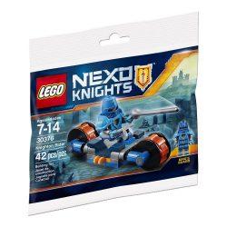 30376 Lego® Nexo Knights Knightoni kétkerekű jármű