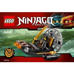 Lego 30426 Ninjago Stealthy Swamp Airboat polybag