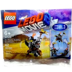 Lego 30528 The Lego Movie 2 Fémszakáll a mini építőmester