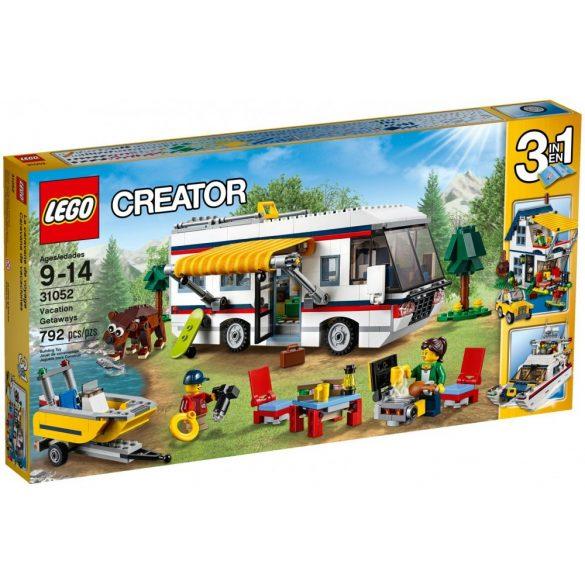 Lego 31052 Creator Vacation Getaways