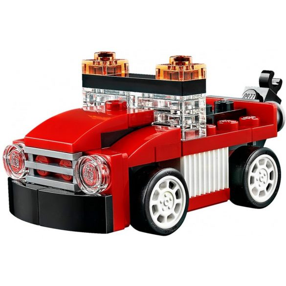 Lego 31055 Creator Red racer