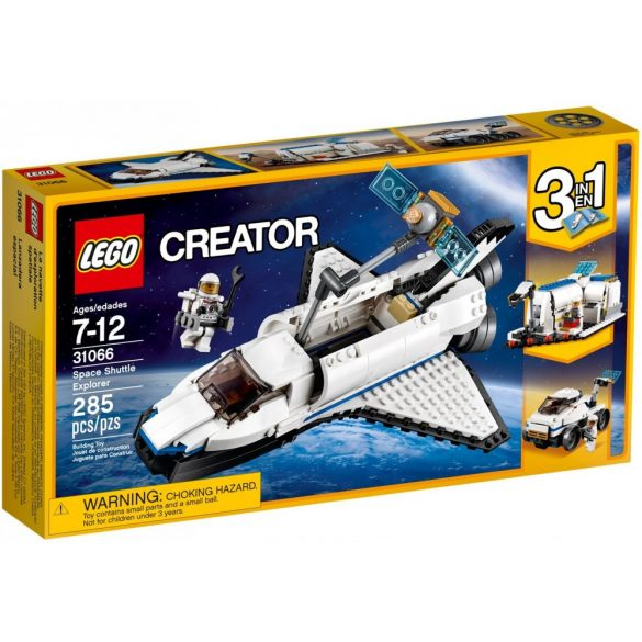 Lego 31066 Creator Space Shuttle Explorer