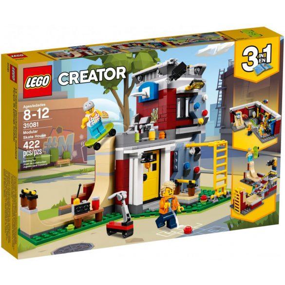 Lego 31081 Creator Modular Skate House
