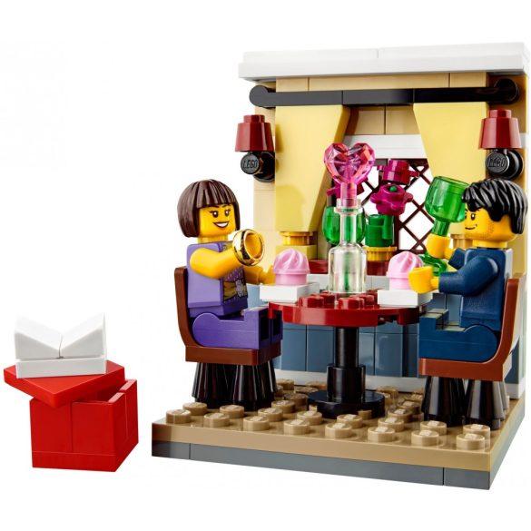 40120 Lego® Seasonal Valentin napi vacsora