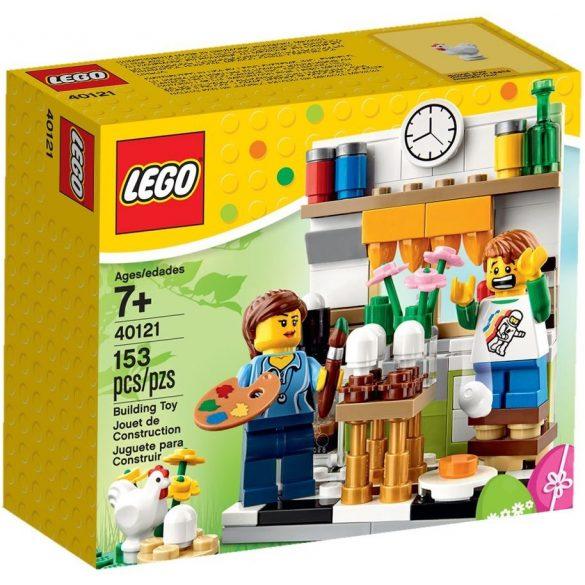 40121 Lego® Seasonal Húsvéti tojásfestés