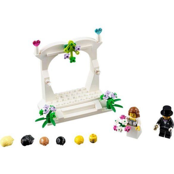 40165 Lego® Esküvői minifigura szett