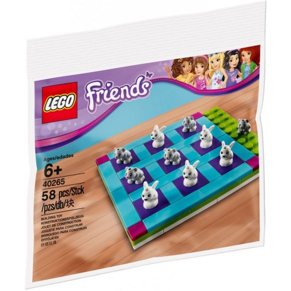 Lego 40265 Friends Tic-Tac-Toe