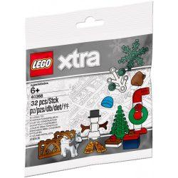 Lego 40368 Xtra Karácsonyi kiegészítő szett