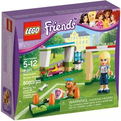 41011 Lego® Friends Stephanie fociedzésen