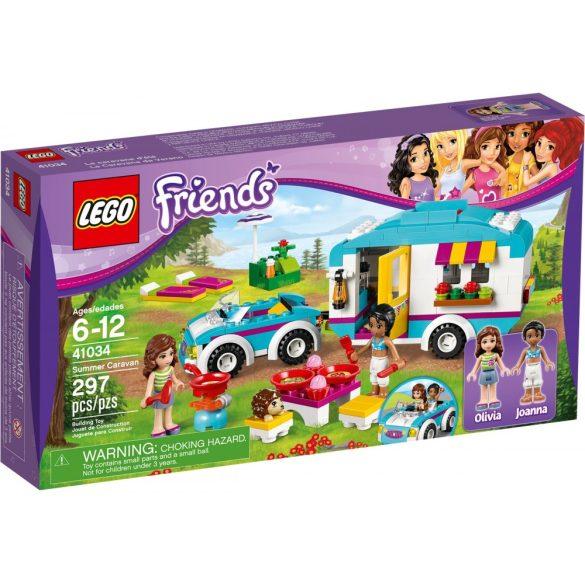 41034 Lego® Friends Nyári karaván