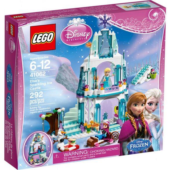 Lego 41062 Disney Elsa's Sparkling Ice Castle