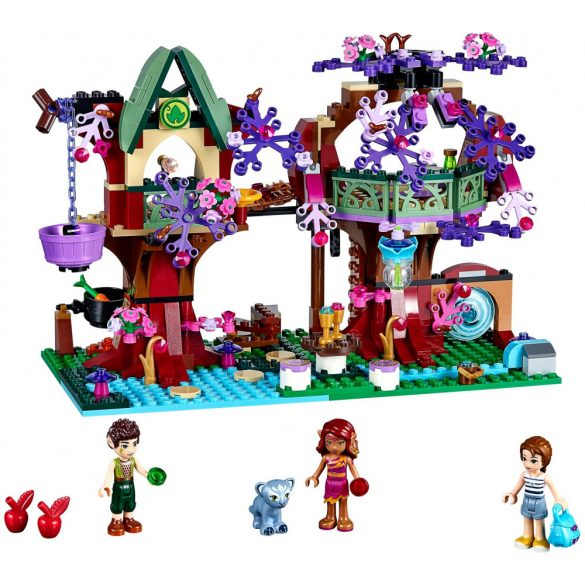 Lego 41075 Elves The Elves' Treetop Hideaway