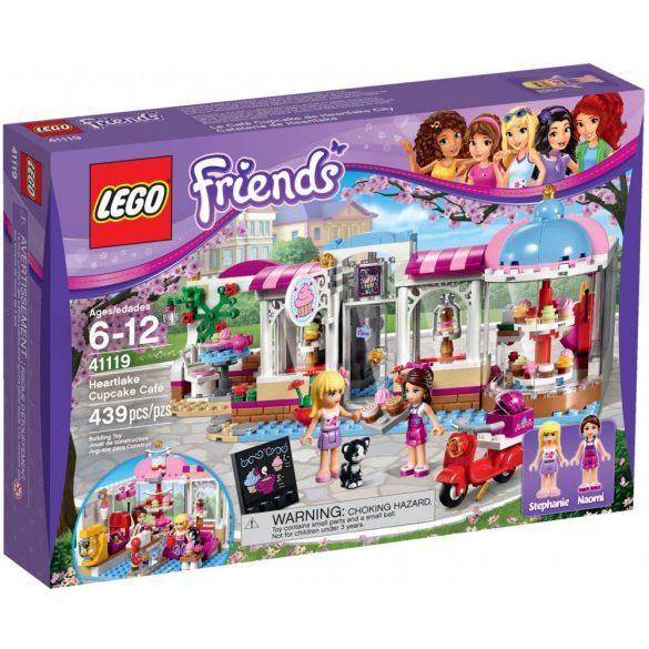 Lego 41119 Friends Heartlake Cupcake Cafe