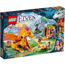 Lego 41175 Elves A Tűzsárkány lávabarlangja