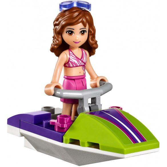 Lego 41317 Friends Napsütötte katamarán
