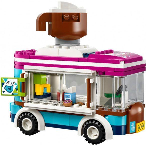 Lego 41319 Friends A havas üdülőhely forrócsoki-furgonja