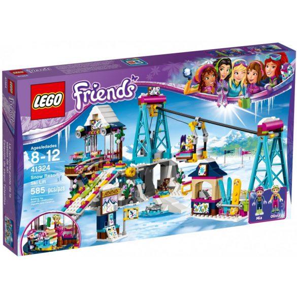 Lego 41324 Friends Snow Resort Ski Lift