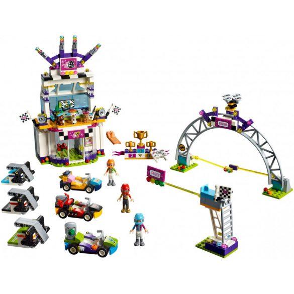 Lego 41352 Friends A nagy verseny napja