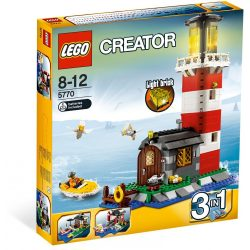 Lego 5770 Creator Lighthouse Island