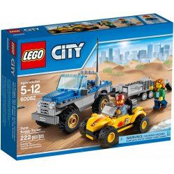 Lego 60082 City Dune Buggy Trailer