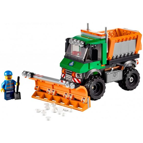 Lego 60083 City Snowplow Truck