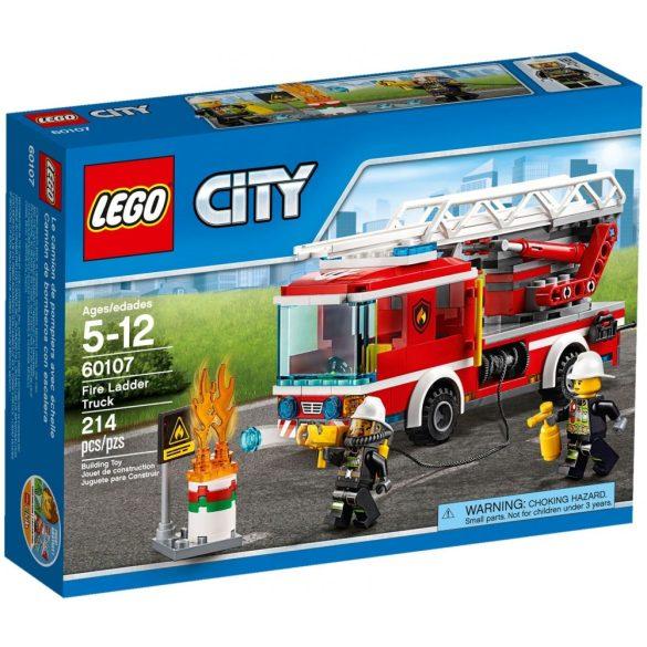 Lego 60107 City Létrás tűzoltóautó