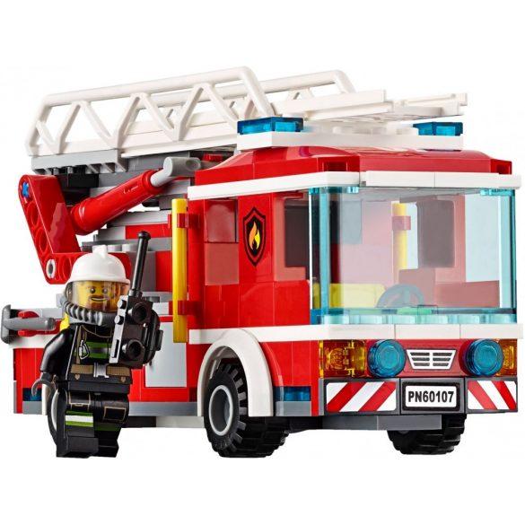 Lego 60107 City Fire Ladder Truck
