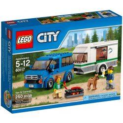 Lego 60117 City Van & Caravan
