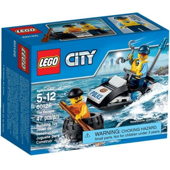 Lego 60126 City Tire Escape