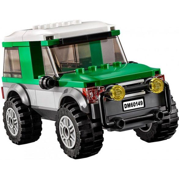 Lego 60149 City 4x4 terepjáró katamaránnal