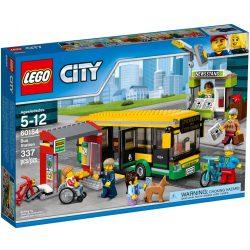 Lego 60154 City Autóbusz állomás