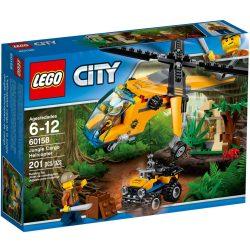 Lego 60158 City Dzsungel teherszállító helikopter