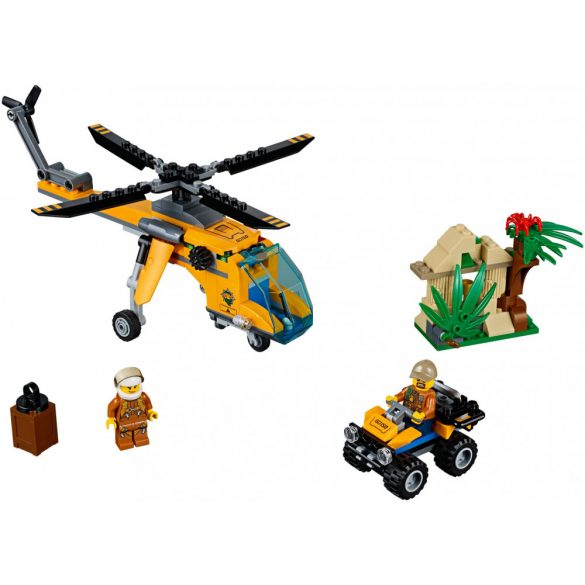Lego 60158 City Jungle Cargo Helicopter