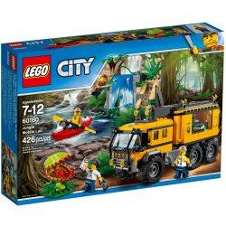Lego 60160 City Dzsungel mozgó labor