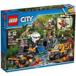 60161 Lego® City Dzsungel kutatási terület