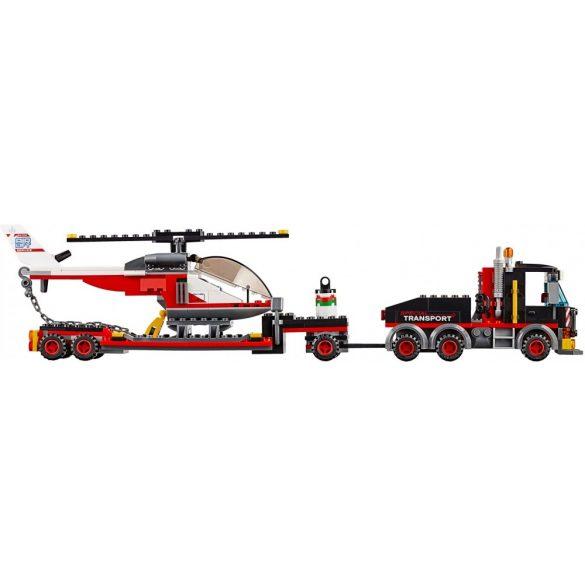 Lego 60183 City Nehéz rakomány szállító