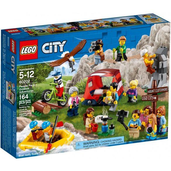 Lego 60202 City Szabadtéri kalandok