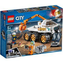 Lego 60225 City Rover tesztvezetés