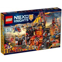 70323 Lego® Nexo Knights Jestro vulkáni búvóhelye