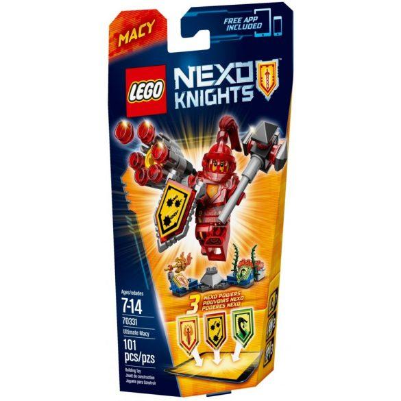 Lego 70331 Nexo Knights Ultimate Macy