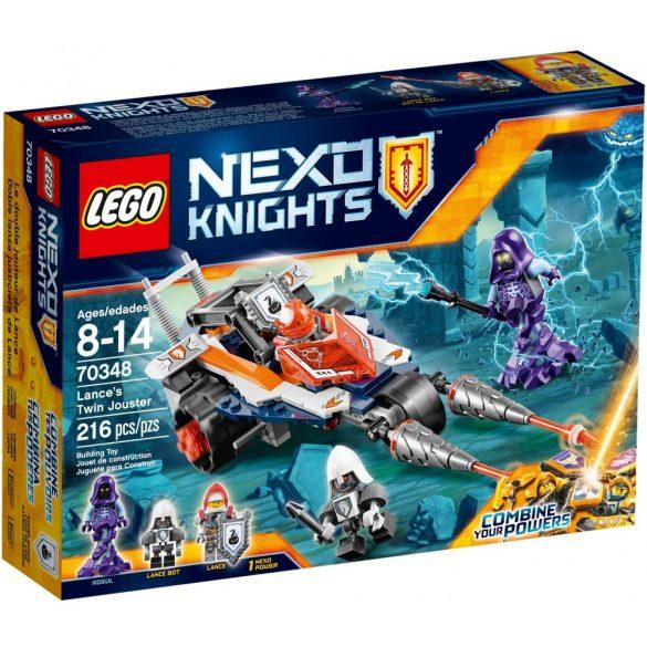 Lego 70348 Nexo Knights Lance's Twin Jouster